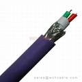 Shielded Multi-core Equipment Cable