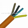 Power Cable for use of Retractable Cable
