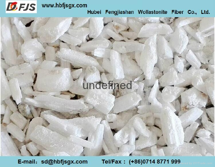wholesale Fengjiashan WFA80 Ultra-long wollastonite Fiber 1
