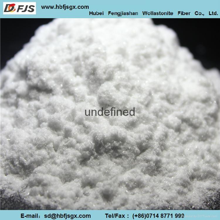 wholesale Fengjiashan WFA80 Ultra-long wollastonite Fiber 2