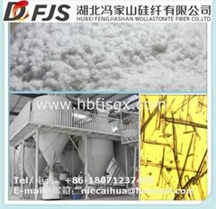 供應湖北大冶馮家山WFB超細硅