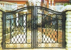 Wrought Iron Garden Gates KaiDa