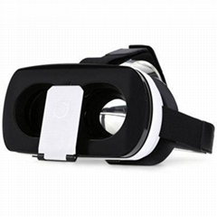 3D VR Glasses Virtual Reality Headset 96 Degree View Angle for 3.5 -