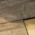 V groove 8mm small embossed laminate