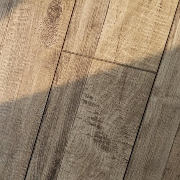 V groove 8mm small embossed laminate flooring 3