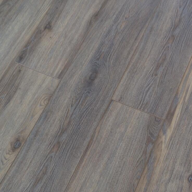 HDF AC4 8mm registered embossed laminate floor 4