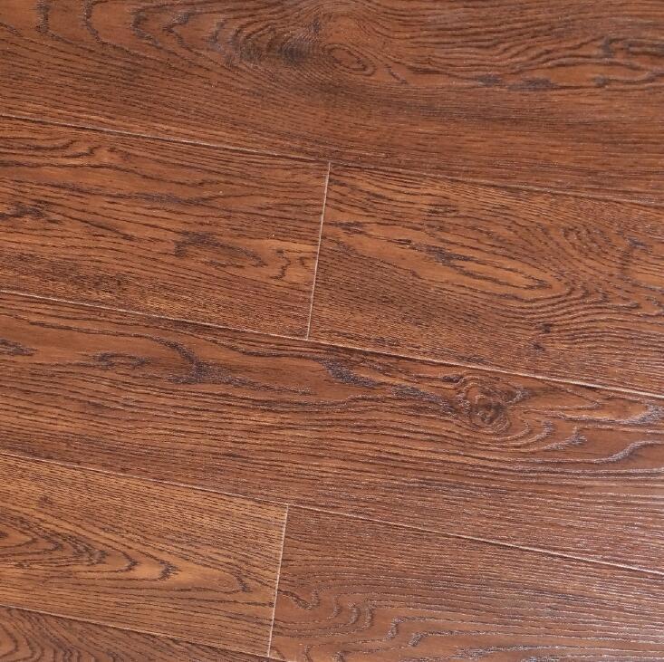 hot sale white oak 8mm russia laminate flooring 4