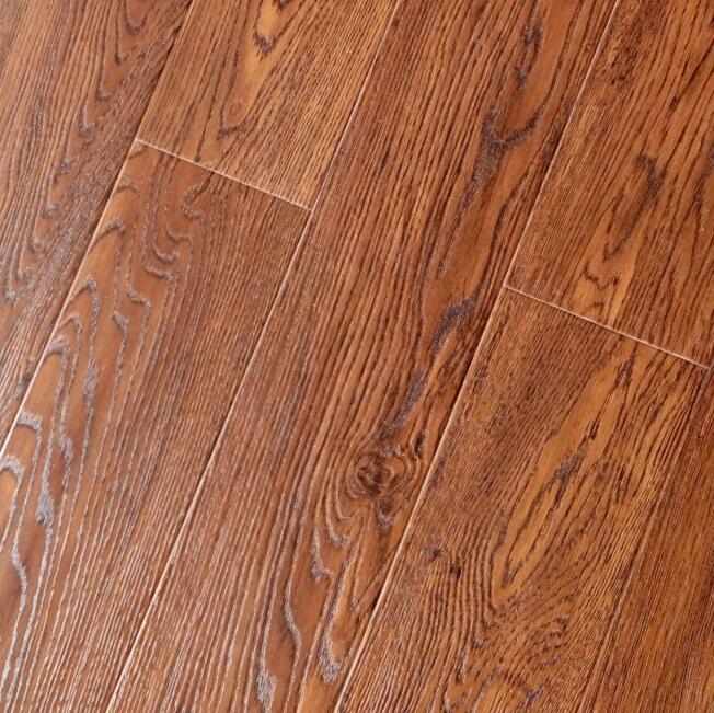 hot sale white oak 8mm russia laminate flooring 5