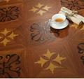 HDF AC3 Class31 12mm U groove laminate flooring 1