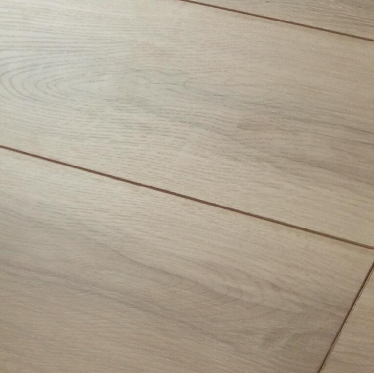 12mm plank V groove paint small embossed laminate flooring 1