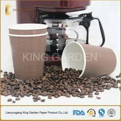 ripple wallpaper cups