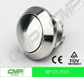 12mm Waterproof Metal Push Button Switch with Momentary on Manufacture China 2