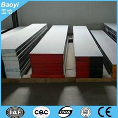 Cr12  D3  SKD1 Alloy steel round bar or plant