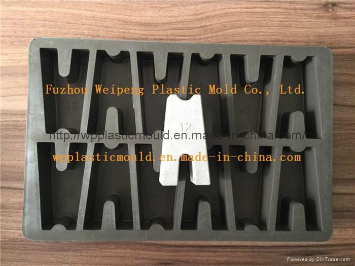 Concrete Cover Block Plastic Injection Mould 2