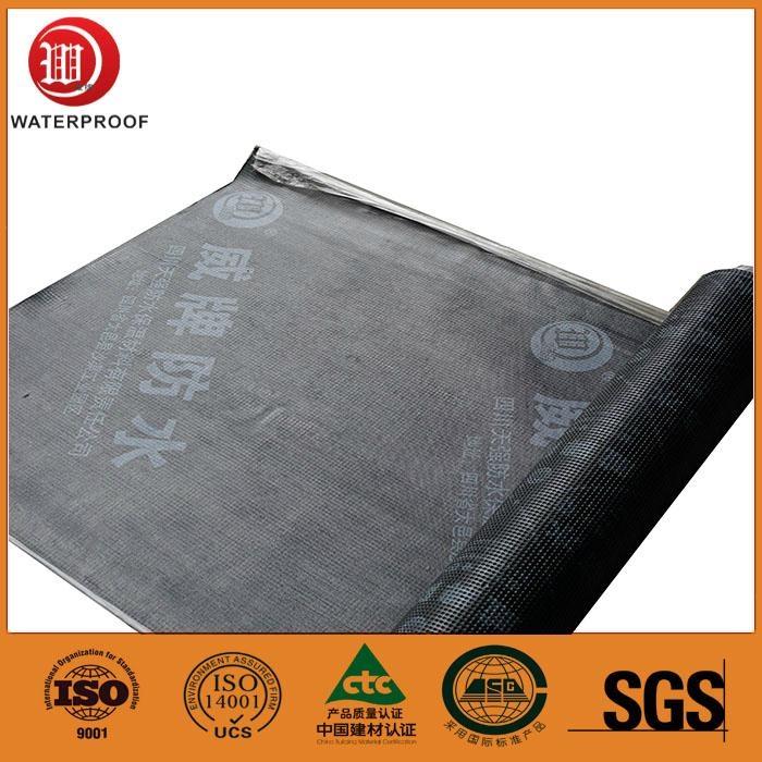 flexible basement waterproofing materials polymer bitumen waterproofing forroof  2