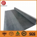 1.5mm reinforced impervious pvc roof