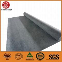 1.5mm reinforced impervious pvc roof garden waterproofing membrane