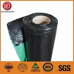 high polymer self-adhesive sbs modified bituminous waterproof membrane
