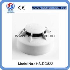 EN 14604 certified Haisheng fire smoke detectors with MCU processing HS-DG822