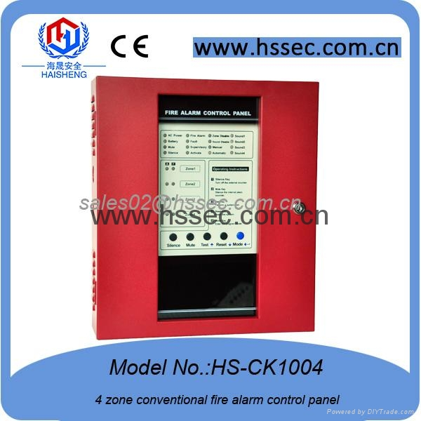 2016 Haisheng fire fighting system control panel hs-ck1004 1