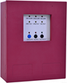 2 Zones fire alarm control panel