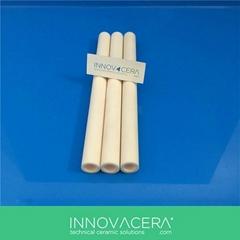 Good Mechanical Strength Alumina Ceramic Insulator Tube For Industry Application