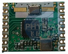 PM1212模块 超低功耗单芯片无线芯片 射频模块