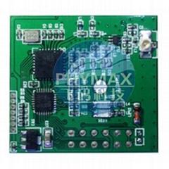 PM1278模块超低功耗无线串口模块(410-470MHz)超强LORA扩频 SX1278芯片