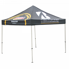 Steel Pop up tent canopy advertising canopy