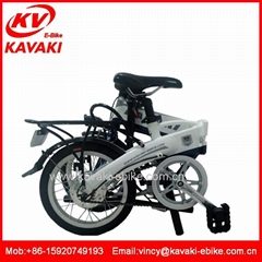Folding ebike city folding e bike/electric bike folding