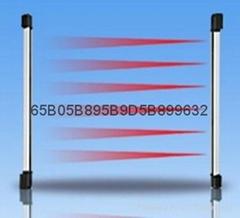 新安宝4光束5米变频式红外栅栏有线无线兼容