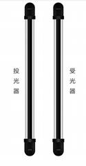 新安寶2光束5米變頻式有線無線兼容紅外柵欄