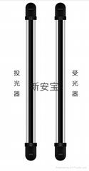 新安宝8光束5米变频式红外栅栏
