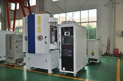 Nearsighted Spectacles Optical Lens Coating Machine With Cryogenic System