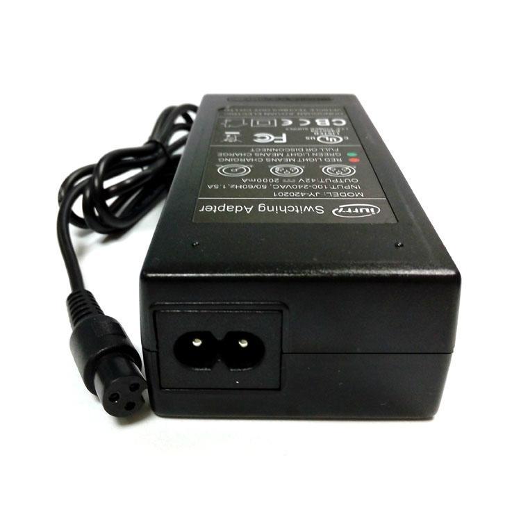 42V2A锂电池电动车充电器 1