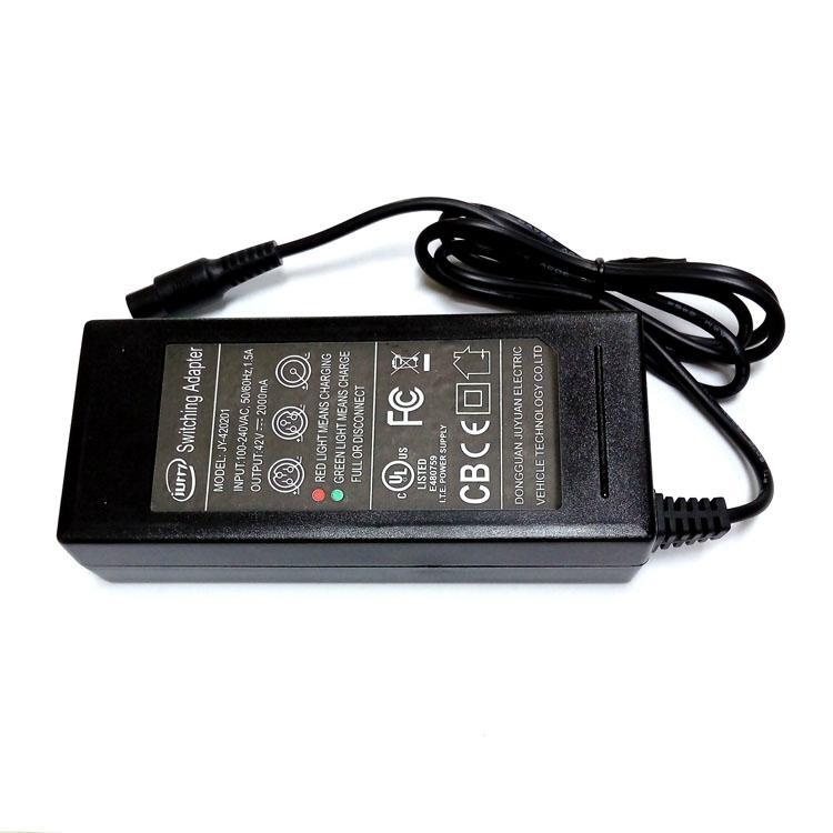 42V2A锂电池电动车充电器 4