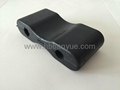 Custom special colorful OEM auto rubber and plastic silicone molded parts 1