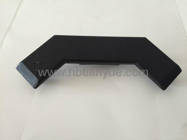 Custom special colorful OEM auto rubber and plastic silicone molded parts 4