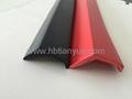 Car door EPDM/ PVC Rubber 3M tape self-