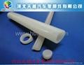 Silicone rubber hose composite nylon