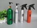 aluminum bottle screw cap bottle spray bottle 3