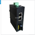 3 Ports Unmanaged Industrial Fiber Optic