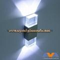 LED light clear Large size 60/80/100mm PMMA acrylic plastic rod 1