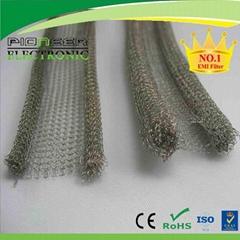 EMI/RFI shielding Knitted copper wire
