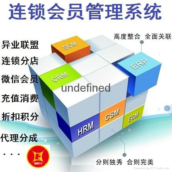 連鎖會員管理系統 1