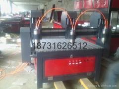 河北省1325多头木工浮雕雕刻机价格厂家直销