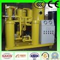 Series TYA vacuum lubricating oil purifier 5