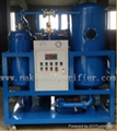 Series TY vacuum turbine oil purification machine  1