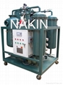 Series TY vacuum turbine oil purification machine  3