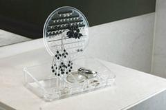 克莉絲耳環首飾收納盤